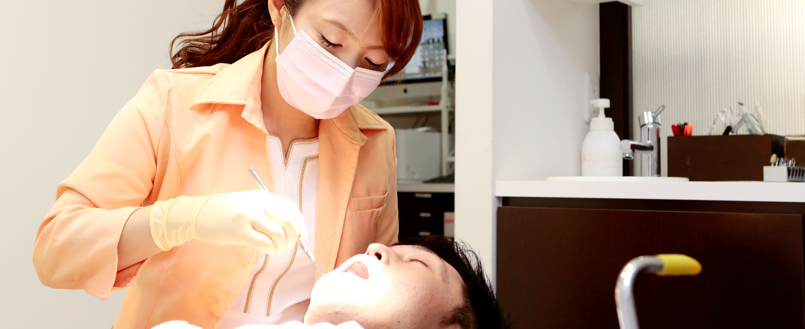 『おれんじ歯科』のこだわり